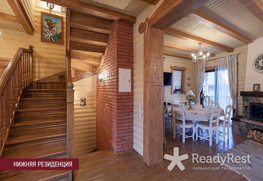 Villa Shalet 5* (новая)